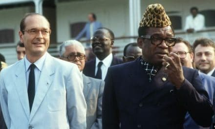 Jacques Chirac « l'Africain »