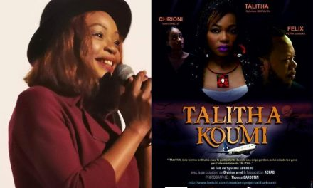 LA LIONNE A TRIOMPHÉ: MENTION HONORABLE POUR TALITHA KOUMI