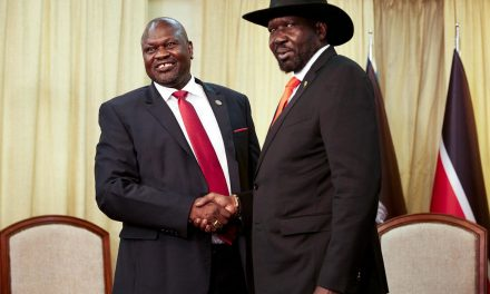 Soudan du Sud : Salva Kiir et Riek Machar d'accord pour un gouvernement d'union nationale